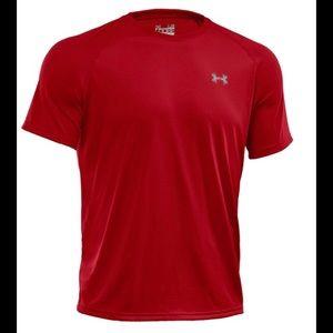 Under Armour men's short Sleeve tech t-shirt